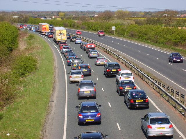 Traffic jam generic